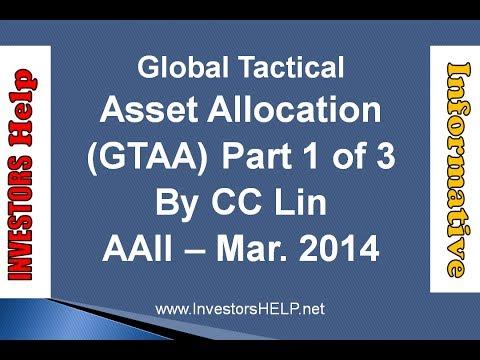 Global Tactical Asset Allocation (Part 1 of 3) [InvestorsHELP.net]