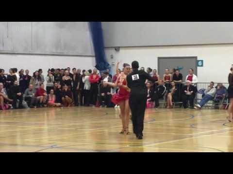 Ex-Student Latin FINAL || Nottingham Varsity 2016