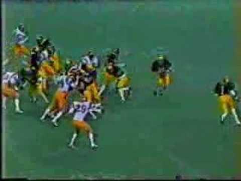 Anthony Carter Bluebonnet Bowl 1981 - YouTube bf99c39b0