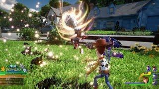 Kingdom Hearts 3 - TOY STORY YOOOO! ft. Mech 1ne
