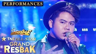 Dior Lawrence Bronia | Dancing On My Own | Tawag ng Tanghalan