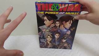 Exo the war repackaged unboxing