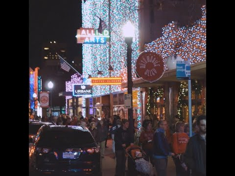 Automobile Alley to be decked out with Christmas lights this weekend