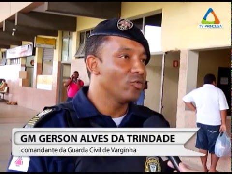 (JC 16/02/16) Guarda Civil Municipal Faz Policiamento 24 Horas Na Rodoviária De Varginha