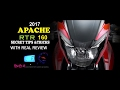 TVS APACHE RTR 160 Secret tips&Tricks mileage features technical  Specification user Review in Hindi