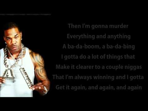 Chris Brown  Look At Me Now feat Lil Wayne & Busta Rhymes Lyrics