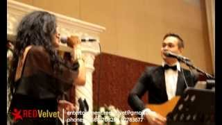 I Finally Found Someone  - Bryan Adams feat Barbra Streisand  (Cover) Live at Sasana Kriya Mandira