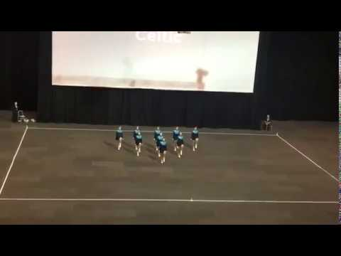 [Celtic] United DrillDance - 1st Senior (equal) Technical Drill Nationals 2018