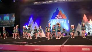 Jersey All Stars Small Junior Level 2 - EMERALDS - Day 1 The Summit 2015