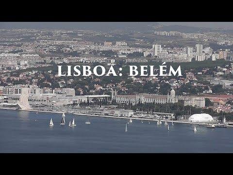 LISBOA: Belém district (4/5) Portugal HD