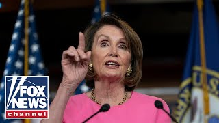 Pelosi discusses Trump taxes decision, reopening schools