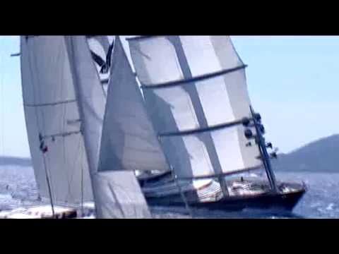Perini Navi Cup 2009 : Rolex Video