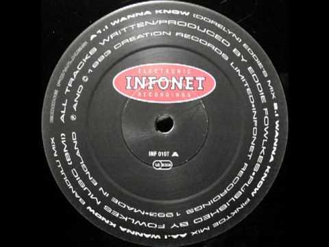 Eddie Fowlkes - I Wanna Know (Dorelyn) (Eddie's Mix)