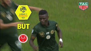 But Moussa DOUMBIA (2') / OGC Nice - Stade de Reims (0-1)  (OGCN-REIMS) / 2018-19
