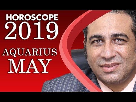 Aquarius Monthly Horoscope Urdu May 2019 Astrology