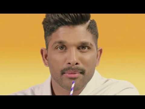 Frooti TVC 2018 #AlluArjun Kannada