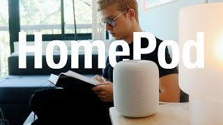 homepod sound comparison