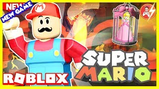 Roblox | MrDFLASH rescuing the princess-#Roblox Super Mario Obby! 🏰 | Mr. D-Flash