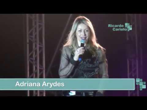 Adriana Arydes Humano Amor de Deus hallel 2018 Franca