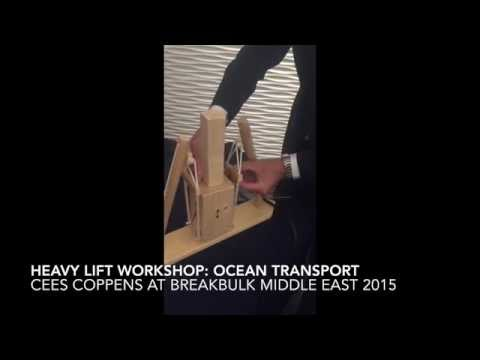 7. Heavy Lift Ocean Transport with Cees Coppens