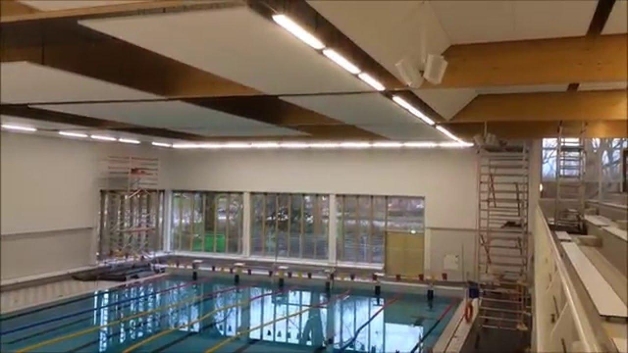 Zwembad De Fluit.Nieuwe Zwembad De Fluit 2016