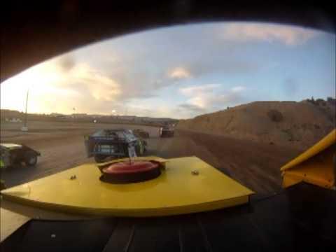 Desert Thunder Raceway 5-18-2013 Southern Sport Mod A-Main