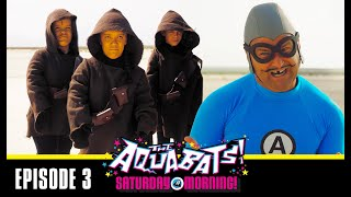 The Aquabats! Saturday Morning! - The Sand Crawler!