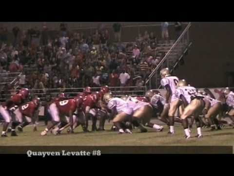 #8 Quayven Levatte (Early County High School)