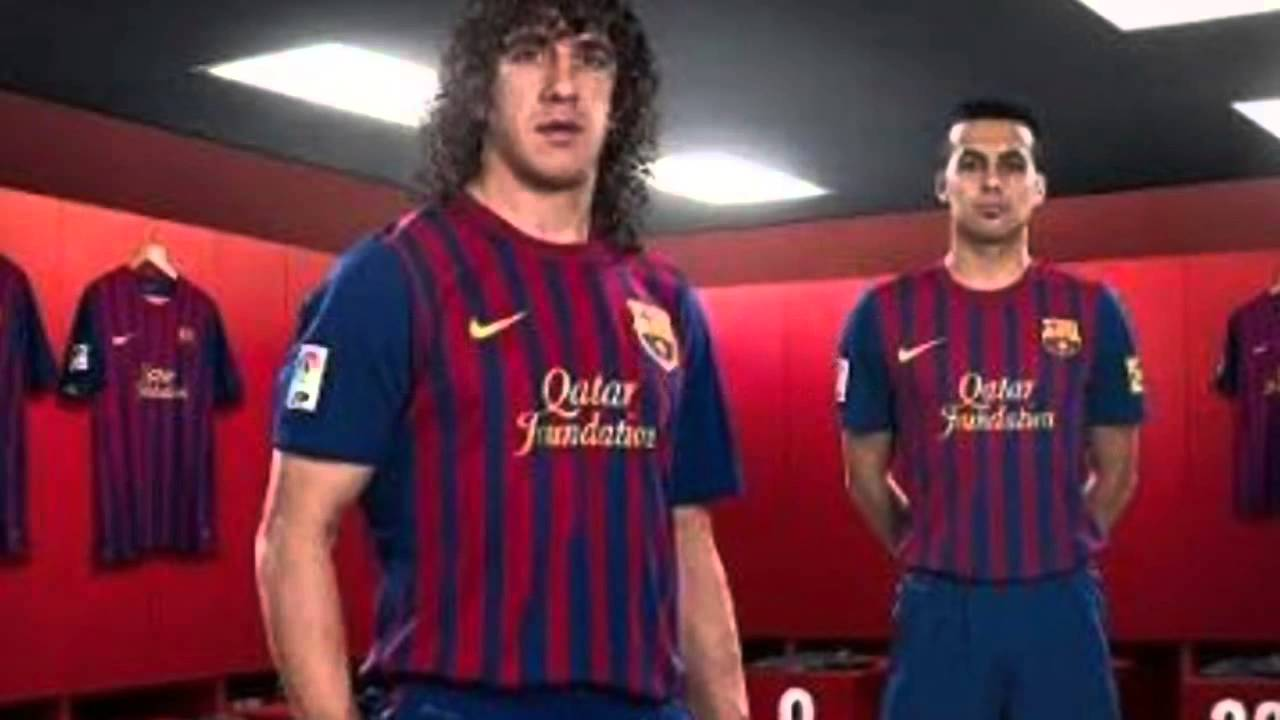 check out 8ac94 ffbfb Fc Barcelona 2005-2016 kits
