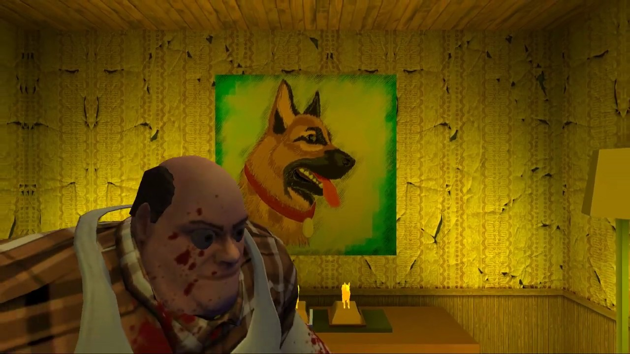 Download Mr. Dog: Scary Story of Son. Horror Game