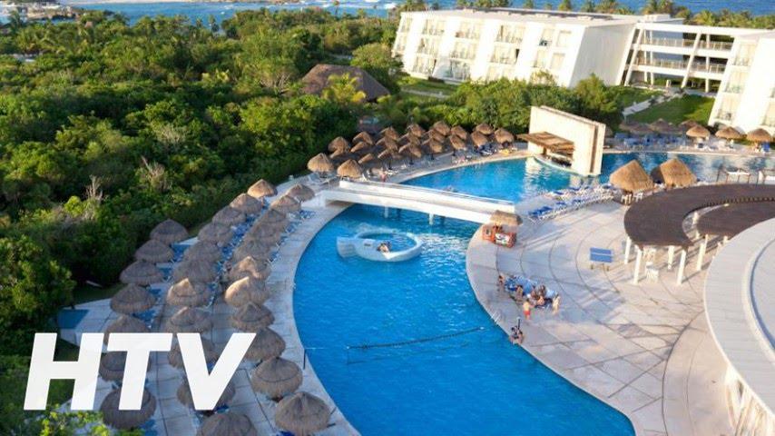 Grand Sirenis Riviera Maya Resort Spa Hotel En Aal