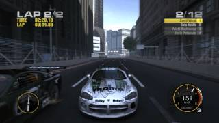 Race Driver Grid: Ultra Graphics Gameplay - Ati Radeon 4800