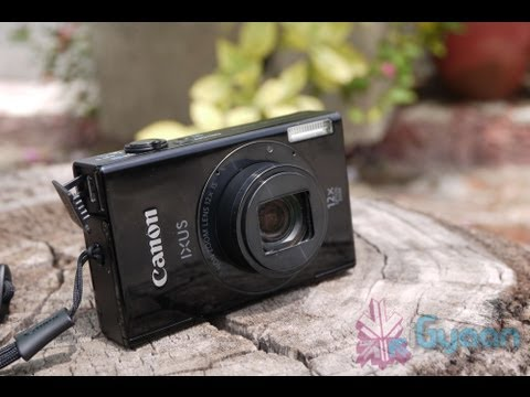 Canon IXUS 510 HS Full Review - iGyaan HD