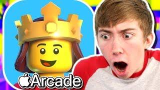 LEGO BRAWLS ( Apple Arcade Gameplay)