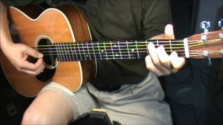Before this world  jolly springtime- James Taylor- chords  fingerstyle- cover