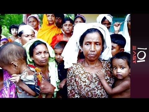 🇲🇲 Rohingya   Nowhere to Go   101 East