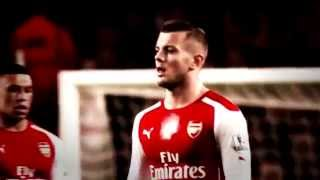 Arsenal Top 30 Goals (2014/15)