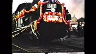 在りし日のB6蒸気機関車
