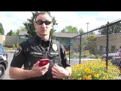 Tigard Police 1st Amendment Audit FAIL! Cop Flop