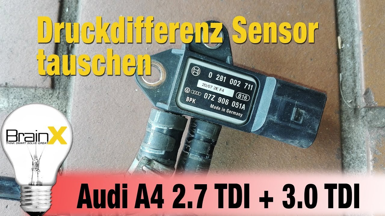 Abgastemperatursensor nach DPF passt an A4 A5 Q5 2,7 3,0 TDI