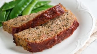 Unbelievably Moist Turkey Meatloaf Recipe - Homemade Turkey Meatloaf