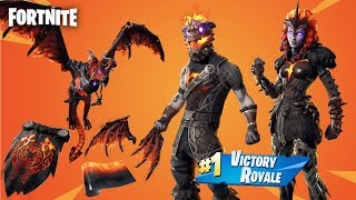 New Lava Legends Pack!!! //Fortnite Battle Royal