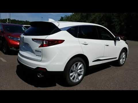 New 2020 Acura RDX Wilkes-Barre PA Scranton, PA #A15205 - SOLD