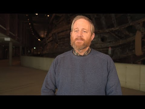 Finding the Vasa cannon - Dr Fred Hocker