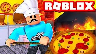 Роблокс пиццерия  худший работник
