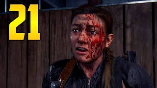 """The Last of Us 2 - Part 21 """"THE SNIPER"""" (Gameplay Walkthrough, Let's Play)"""