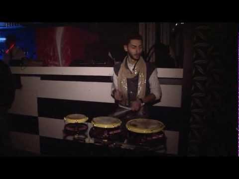 Dj Mendoza Mc Johnny & Percussion Style