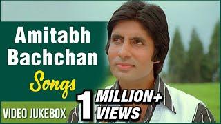 Amitabh Bachchan Songs   अमिताभ बच्चन के गाने   Happy Birthday Amitabh Bachchan   Old Hindi Songs