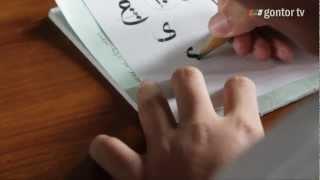 Calligraphy for Beginner Belajar Kaligrafi Khat Riq
