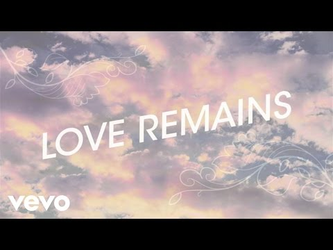 Hillary Scott - Love Remains (Lyric Video)
